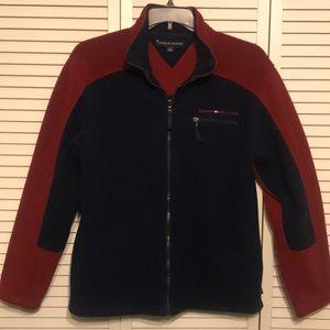 Tommy Hilfiger Zip zip polartec jacket size m